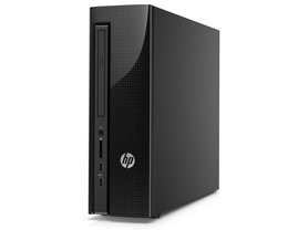 HP 450 Intel Dual-Core Slimline Desktop