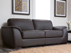 Avenue Leather Sofa