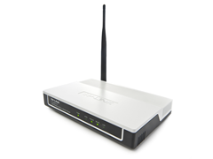 54Mbps Wireless ADSL2+ Modem Router