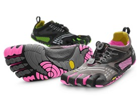Men's and Women's Vibram FiveFingers