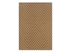 Natural  Chevron Rug (Multiple Sizes)