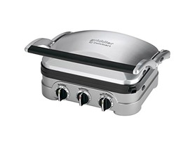 Cuisinart Gourmet Griddle Griddler Panini Press