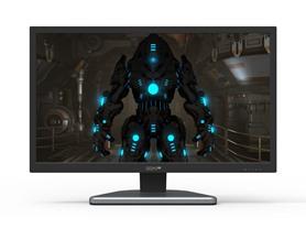 "Seiki Pro SM28UTR 28"" 4K LED-Lit Monitor"