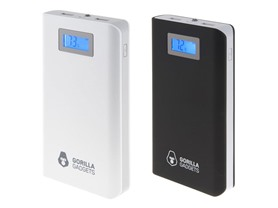 Gorilla 16,800 mAh Battery Pack w/LED Screen