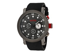 Red Line 18101VD-014WH-GUN Chronograph IP Case