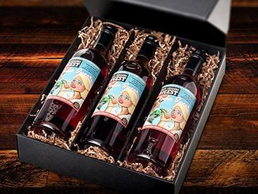 Woot Cellars Pinkie Swear (3) w/Gift Box