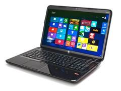 """HP 17.3"""" Quad-Core Laptop"""