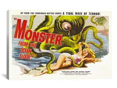Monster From The Ocean Floor (2-Sizes)