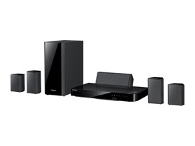 Samsung 1000W 5.1 3D Blu-ray Home Theater System
