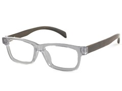Hollywood Optical Frame, Walnut