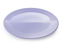 "Venezia 11"" Plate Set of 4 - Lavender"