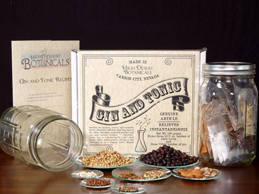 High Desert Botanicals Cocktail Kits