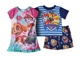Paw Patrol Pajama Sets - 2 Choices