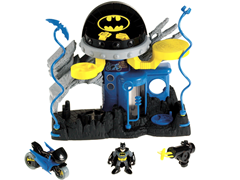 Super Friends Bat Command Center