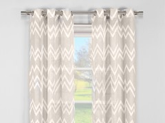 "84"" Finley Panels- Set of 2 - Mocha"