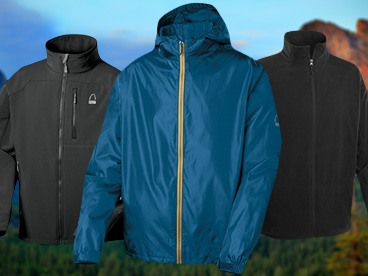 Sierra Designs Outerwear