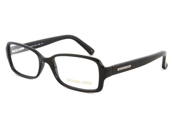 Michael Kors-Black Frames - Fashion