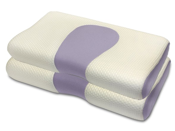 Pure Rest Scented Memory Foam Pillows S 2