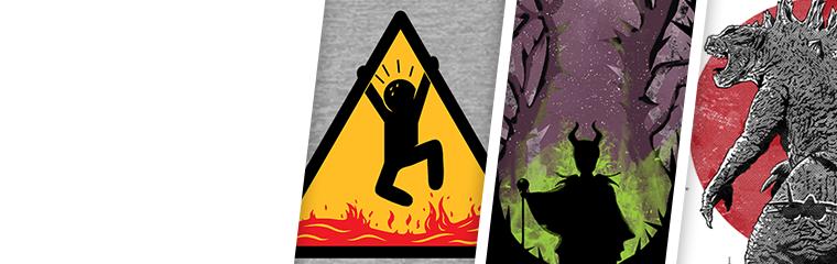 Rad New Shirts!