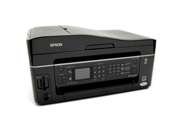 how to turn on wifi epson workforce 435