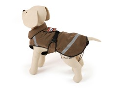 Dog Rich Birdwatcher Coat Mocha