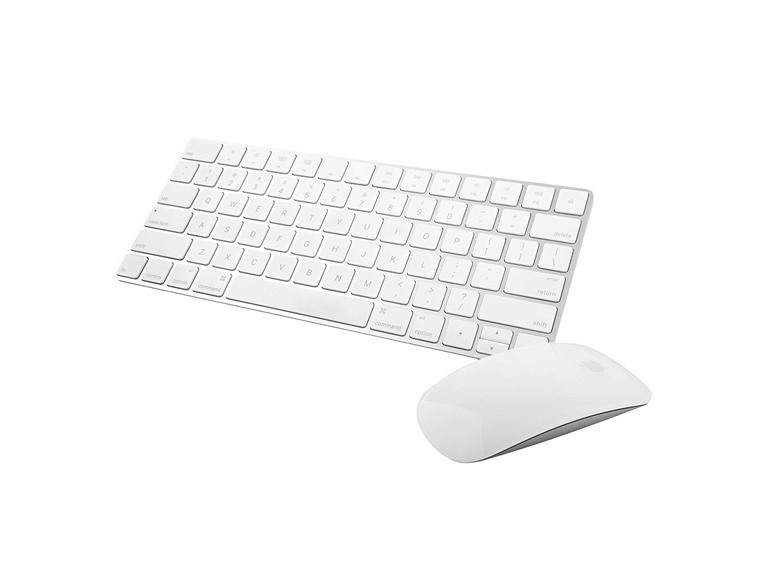 Apple Magic Keyboard & Magic Bluetooth Mouse
