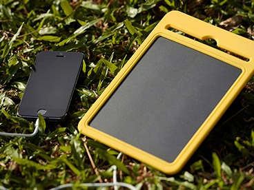 Solar Chargers for Everything