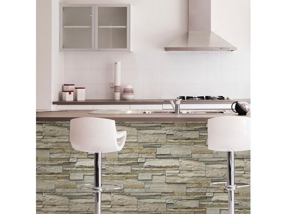 Slate Peel & Stick Wallpaper