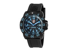 Luminox Men's Black & Blue Watch