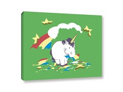Fat Unicorn (4 Sizes)