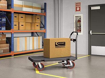Suncast Platform Trucks and Carts