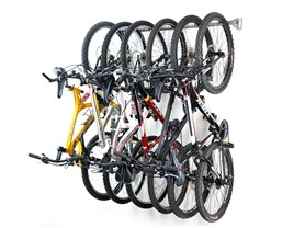 Monkey Bar Storage - Bikes, Skis, Tools