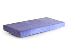 """Twin Size - Lavender 7"""" Thick Memory Foam Mattress"""