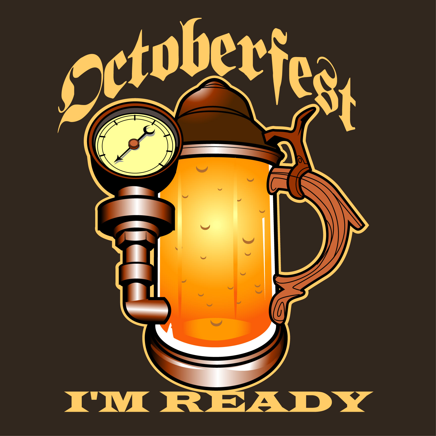 Ready for Octoberfest ver. 2