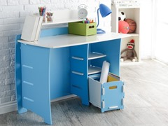"Legare 43"" Kids Desk w/File Cart - Your Choice"