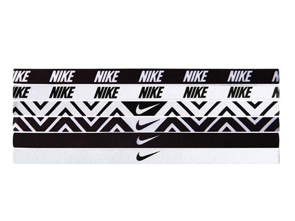Nike NJN65 Printed Headband 6-Pack 5698f2c149e