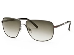 Gunmetal/Smoke Aviator 24 Sunglasses