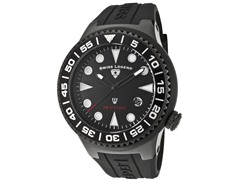 Men's Neptune Watch - Black/Black