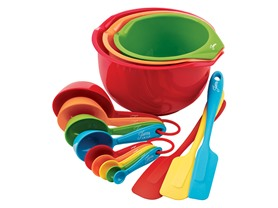 Fiesta Multi 15-pc Prep & Serve Bake Set