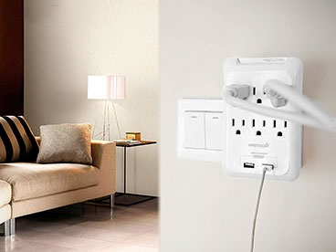 Outlets, Plugs, and Adapters