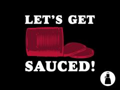 Let's Get Sauced! Apron