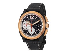 Men's Chronoscope Chronograph 18k Rose Gold