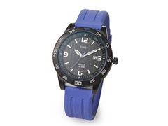 Timex T2P137 Men's Rubber Strap Analog Watch