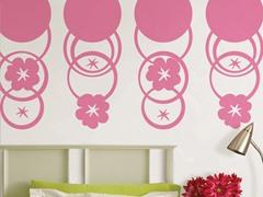 Flirt Pink Dots & Circles