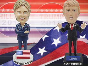 Bobbleheads for President!