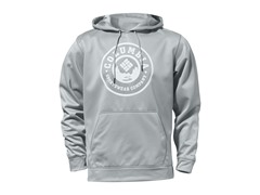 Light Grey w/ Round White Logo