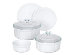 CorningWare French White 7-Piece Set