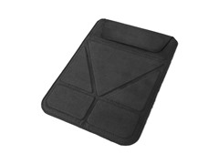 "Microsuede Sleeve for 7"" Tablets - Black"
