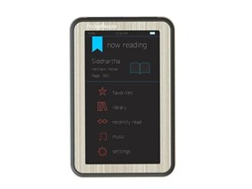 "Kobo 4.3"" Color PocketReader with microSD"