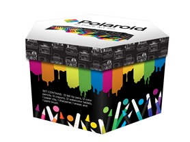 Polaroid  52-Piece Art Set
